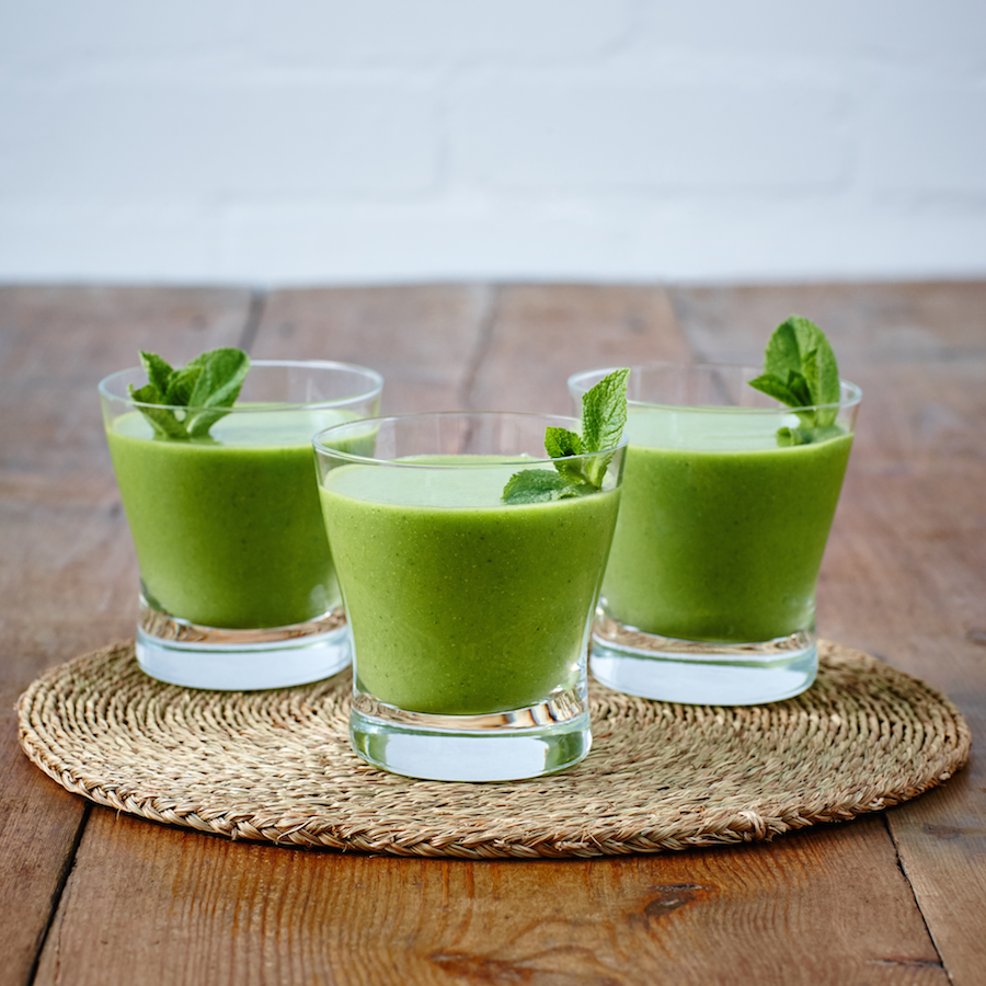 Sweet Spinach Smoothie Recipe - Nutrition Dynamics
